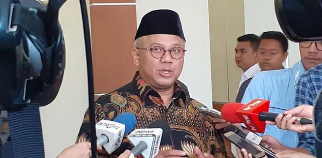 Arief Budiman: Tidak Ada Lagi Penyegelan Dan Penggeledahan Di KPU