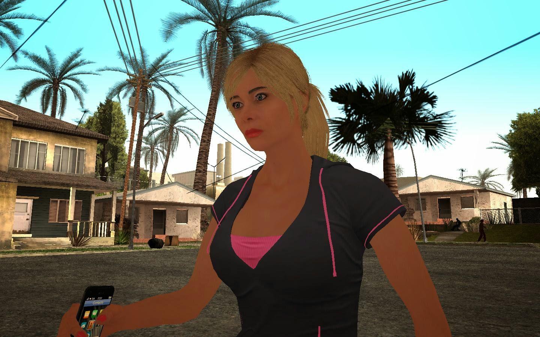 TheNathanNS GTA San Andreas Mods: [REL]Tracey De Santa ...