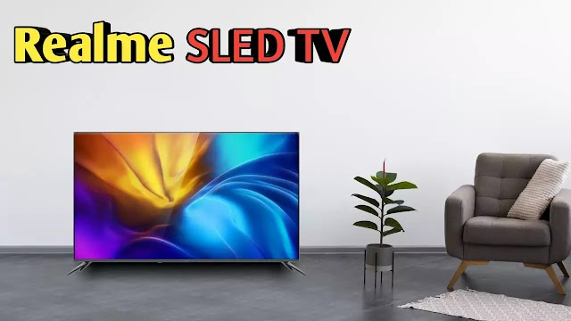 The Realme SLED 4K TV 55-inch is priced at Rs 42,999.Known its advantages and disadvantages.