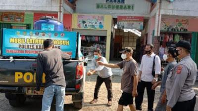 Giat Mobil Patroli Tangguh Guna Sosialisasikan PPKM