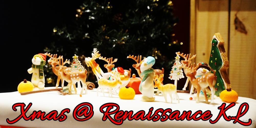 Renaissance Kuala Lumpur Hotel, Rawlins Eats, Christmas Eve Dinner, Christmas buffet in Kuala Lumpur, New Year's Eve dinner buffet, new year celebration