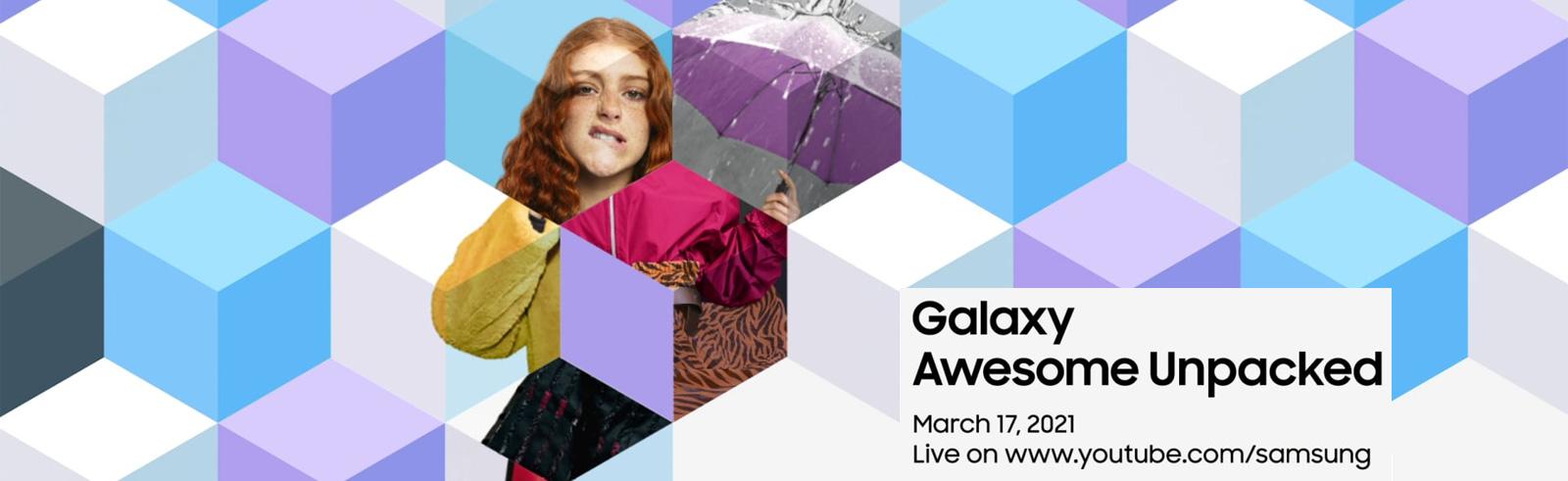 Diretta presentazione nuovi Samsung Galaxy A52 e A72