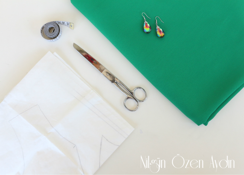 www.nilgunozenaydin.com-kalem elbise dikimi-dikiş blogu-moda blogu-sewing a pencil dress
