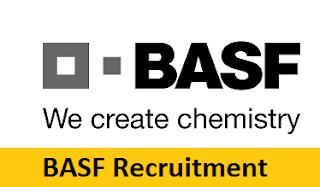 BASF Recruitment 2017-2018