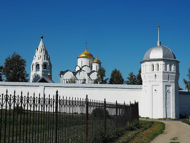 Суздаль, Покровский монастырь (Suzdal, Pokrovsky monastery)