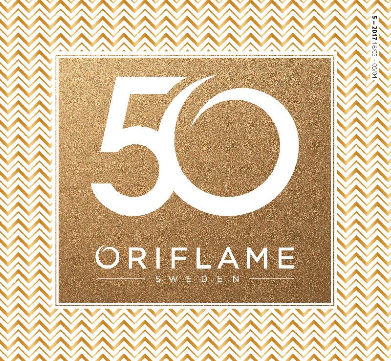 Catálogo 05 de 2017 da Oriflame