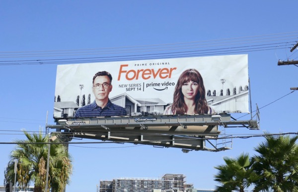 Forever series premiere billboard