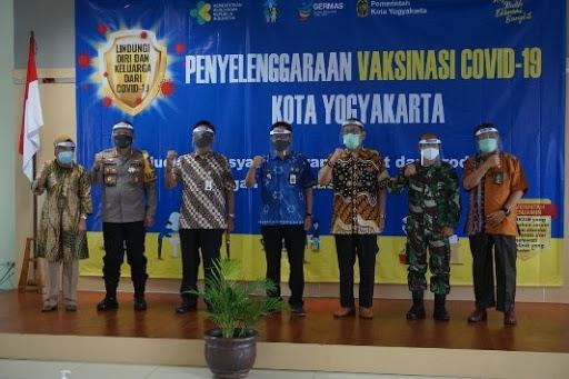 Komitmen Forkopimda Kota Yogyakarta