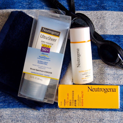 Neutrogena Ultra Sheer Sun Block Review - The Chill Mom