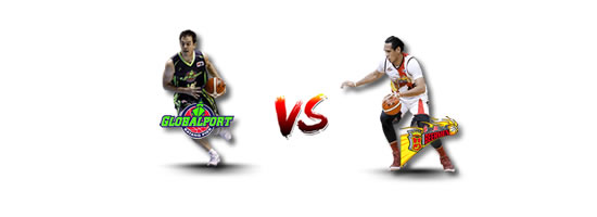 June 13: GlobalPort vs SMB, 4:30pm MOA Arena