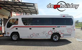 Sewa Bus Pariwisata Bandung Micro Terbaru