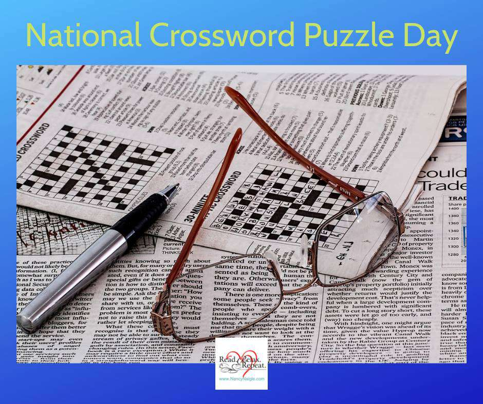 National Crossword Puzzle Day Wishes
