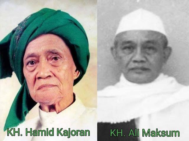 Pancasila Diterima Para Wali: Kisah KH Hamid Kajoran dan KH Ali Maksum
