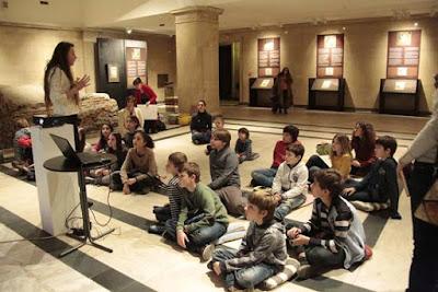 ателие за деца боговете на индия в квадрат 500