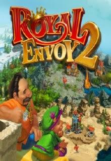 Royal Envoy 2: CE Cover Art, Free Download Rip