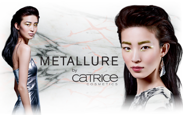 Catrice Metallure Limited Edition - Preview