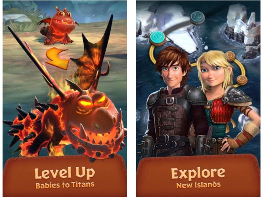 Dragons: Titan Uprising Mod