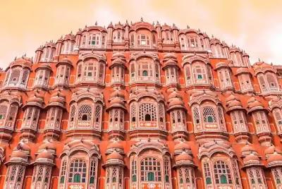 Hawa Mahal of jaipur