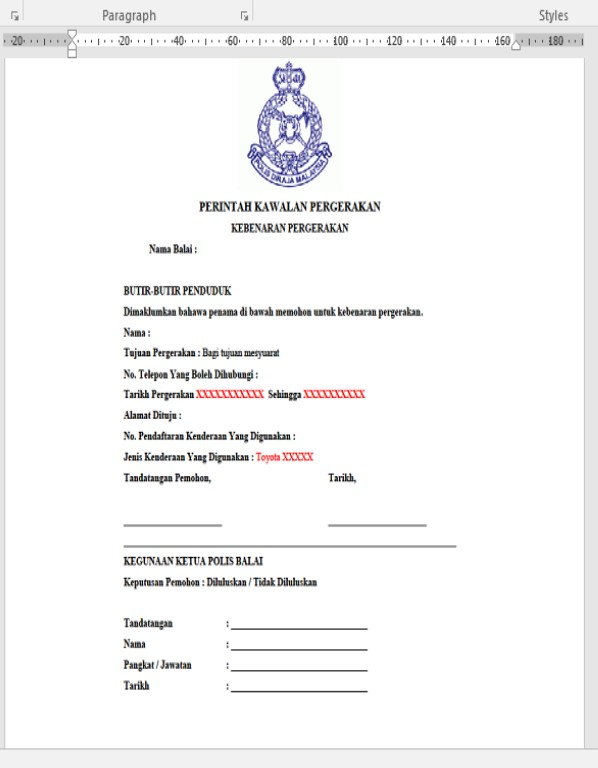 Paku Midin Cara Mudah Mendapat Kelulusan Lalu Lintas Negara Brunei Darussalam Dalam Tempoh Pkp Covid 19