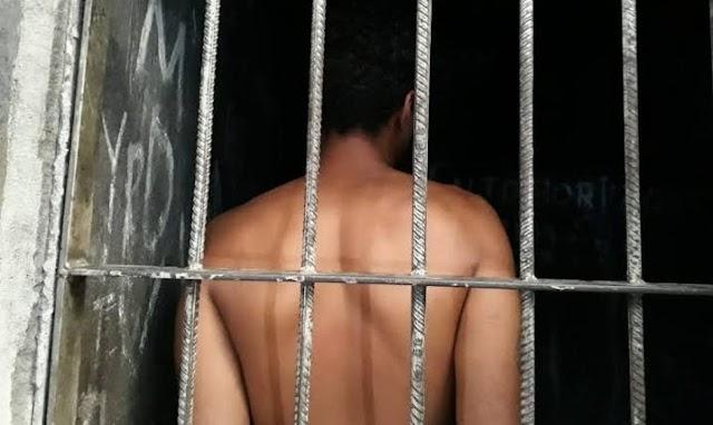 Polícia prende homem suspeito de ter matado rapaz no Jd Palmares em Colombo