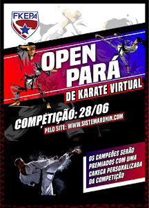 Open Pará de Karate On-Line