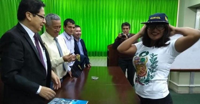UNPRG: Estudiantes de la Universidad Nacional Pedro Ruiz Gallo crean prototipo de gorra solar para recargar celular