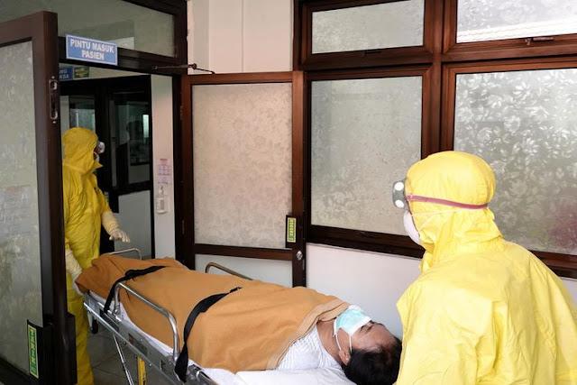 Ini 100 Rumah Sakit Rujukan Penanganan Virus Corona di 32 Provinsi