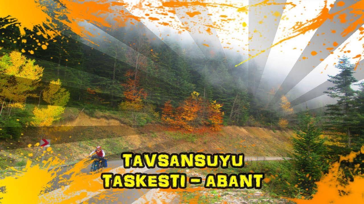 2018/10/16 Karadeniz'in batısı Marmara'nın doğusu (Tavşansuyu - Taşkesti - Abant)