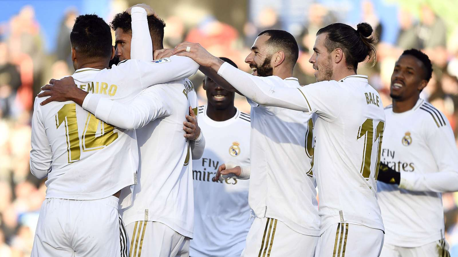 Real Madrid start 2020 with economic victory over Getafe