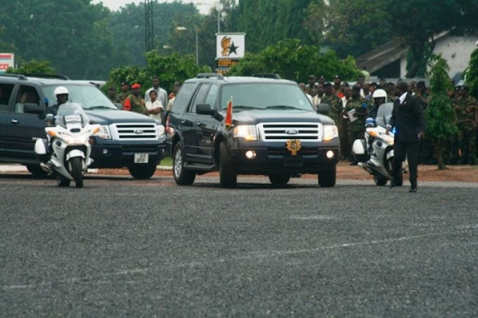 K'si: Two arrested for pelting Mahama convoy with stones