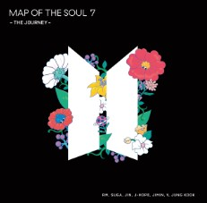 CD Map Of The Soul : 7 The Journey - BTS