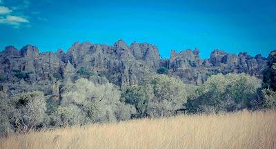 parc national de l'Isalo Madagascar
