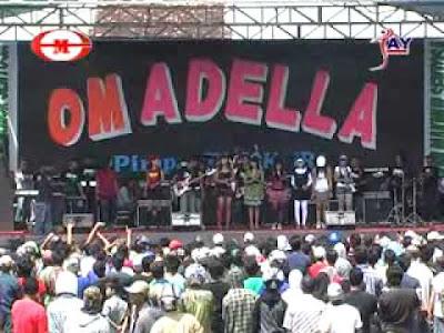 Kumpulan Lagu Dangdut Koplo OM Adella Full Album Terlengkap