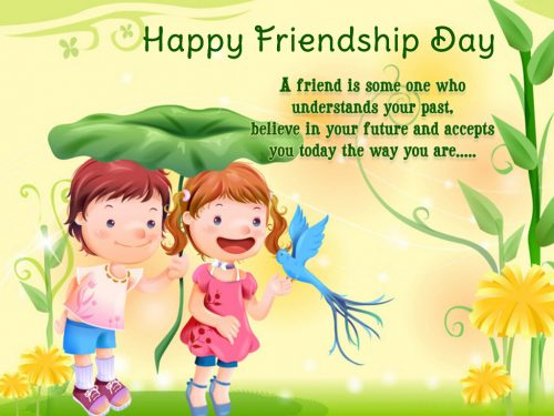 Friendship Day Animated Pictures