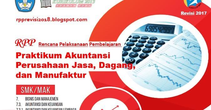 RPP Praktikum Akuntansi Perusahaan Jasa, Dagang, dan ...