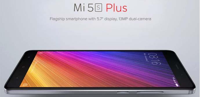 Smartphone Xiaomi Mi 5s Plus