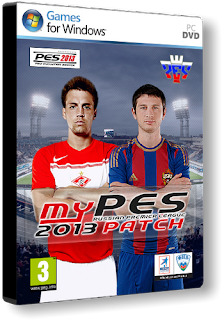 PES 2013 myPES 2013 Patch 6.0 Final