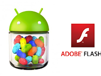 Install Adobe Flash Player di Android 4.1 Jelly Bean / Android 4.4