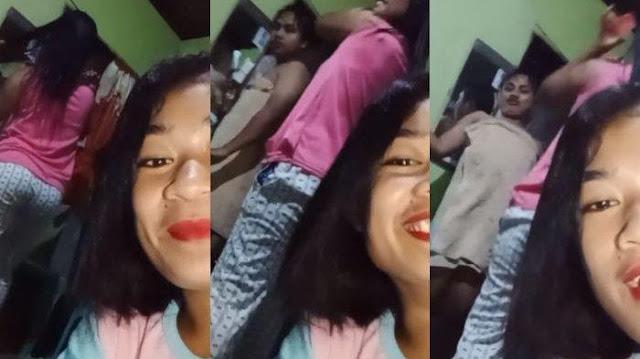 3 Cewek Ini Ditangkap Polisi, Lecehkan dan Hina Lagu Aisyah Istri Rasulullah, Berjoget Pakai Handuk