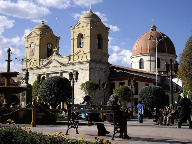 Visitar HUANCAYO e explorando o interior do Peru e o coração dos Andes | Peru