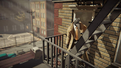 Blacksad Under The Skin Game Screenshot 8