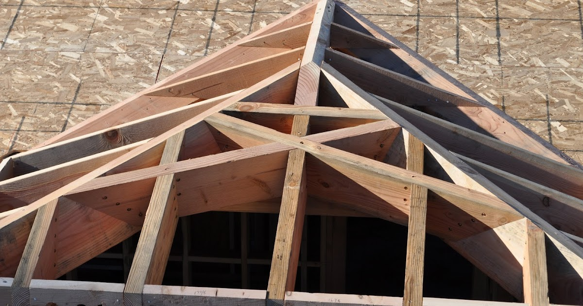 Roof Framing Geometry Divers Hip Rafters With Saint
