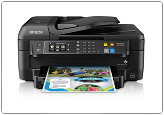 Epson WorkForce WF Driver Windows Install Software and Manual