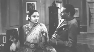 devika rani and najmul hasan in film 'jawani ki hawa'