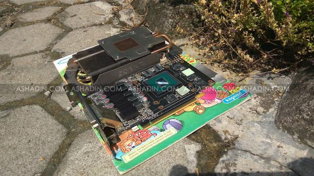 Perbaiki VGA Dengan di Cuci