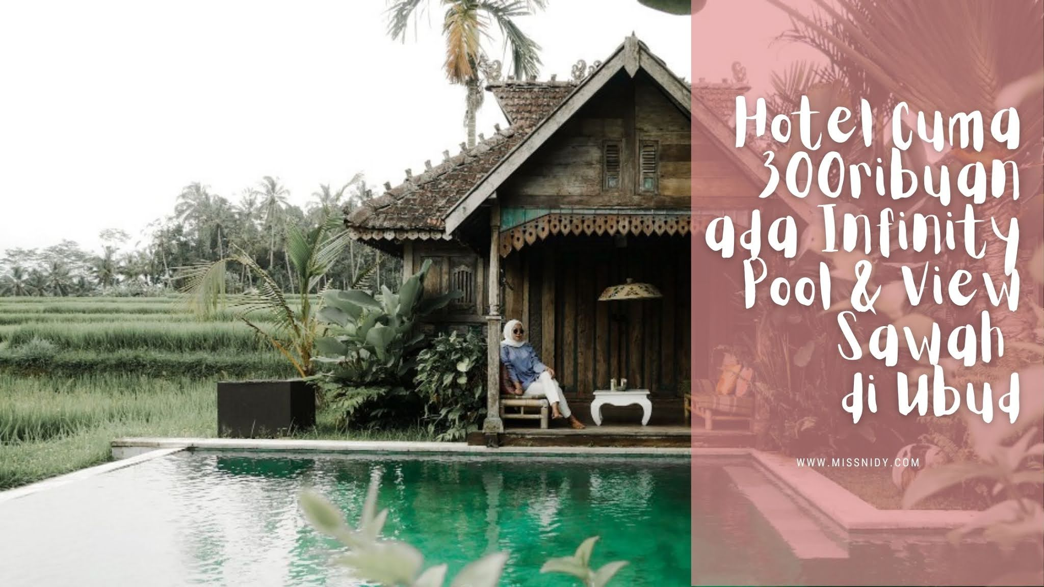 hati padi cottage ubud review