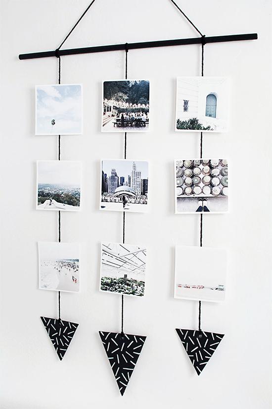 mural de fotos, painel de fotos, home decor, decor, home, interior, faça você mesmo, diy, a casa eh sua, acasaehsua, fotos, painel