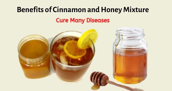 Benefits of Cinnamon and Honey Mixture, Cure Many Diseases Naturally!