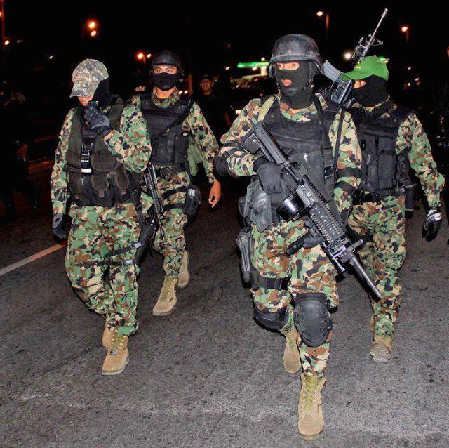 """Para la """"Maña"""" no existe tregua """"El Batallón suicida de infantería 106"""""""