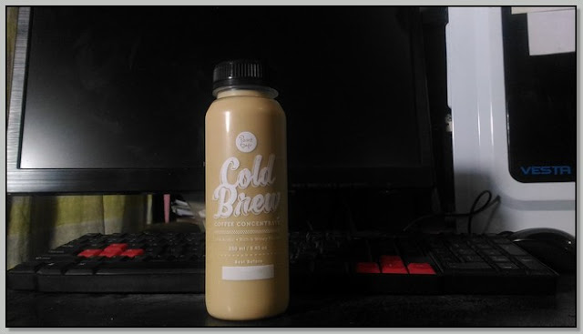 Cold Brew dari Point Cafe Pilihan Kopi Terbaik